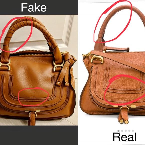 Beware of fake Chloe purses
